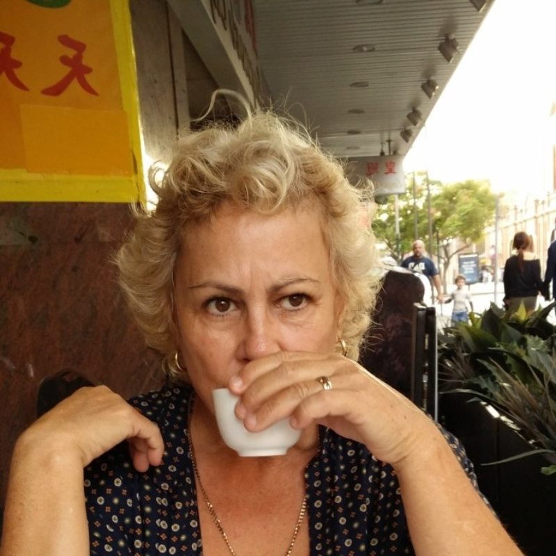 Christe (49) uit Noord-Holland